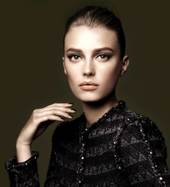 Осенняя коллекция макияжа Chanel Les Automnales Fall 2015 Collection