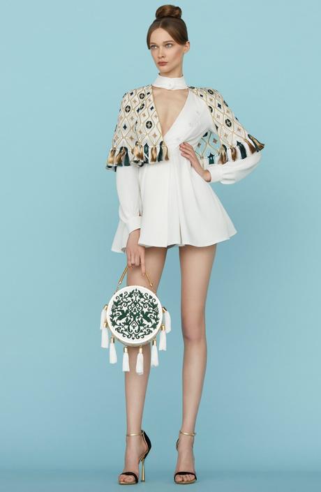 Ульяна Сергеенко представила новую коллекцию на Неделе высокой моды в Париже