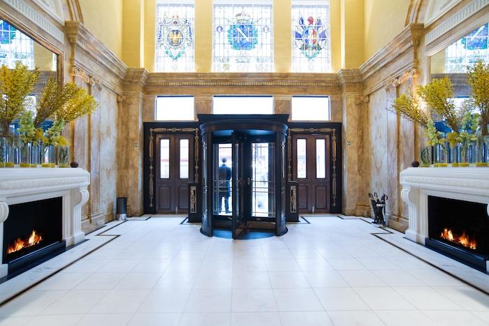 отель Café Royal в Лондоне на IPad-управлении фото