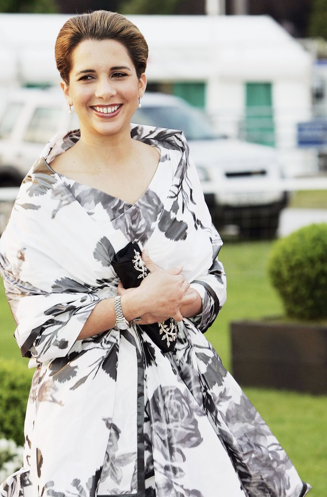 Принцесса Иордании Хайя