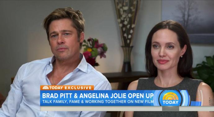 Анджелина Джоли и Брэд Питт рассказали, как справились с кризисом в отношениях