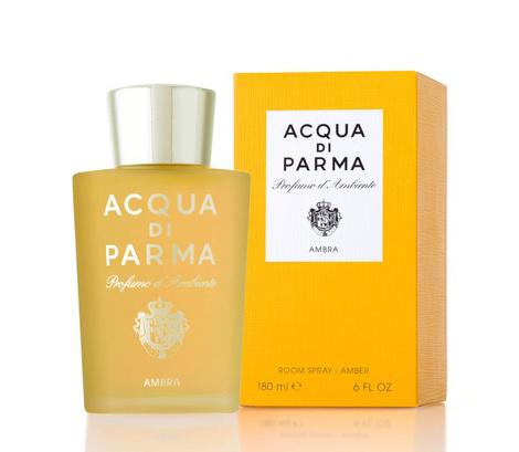 Спрей Amber, Acqua di Parma, www.acquadiparma.com