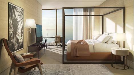 Bvlgari представила проект резиденций в Дубае | галерея [1] фото [8]