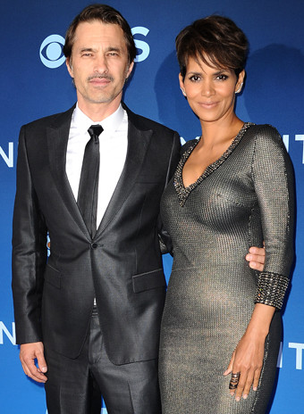 Оливье Мартинес и Холли Берри фото