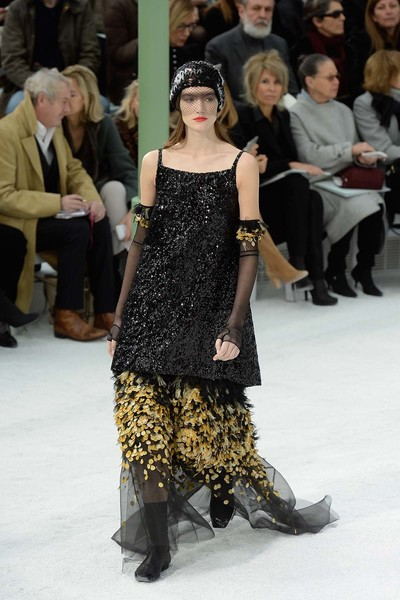 Показ Chanel Haute Couture | галерея [1] фото [12]