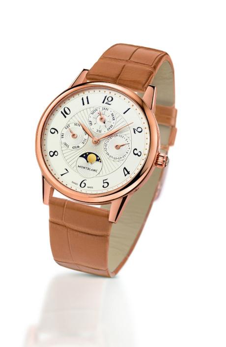 Montblanc представил коллекцию часов ко Дню Святого Валентина