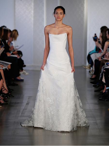 Лучшие коллекции Недели свадебной моды | галерея [3] фото [6]