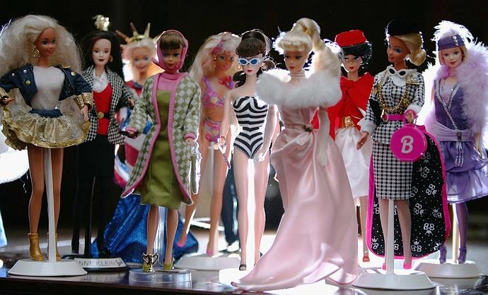 Ролевые игры: эволюция куклы Барби
