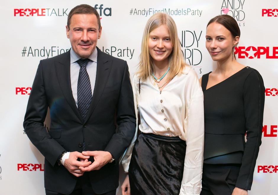 Модельному агентству Andy Fiord Models исполняется 5 лет