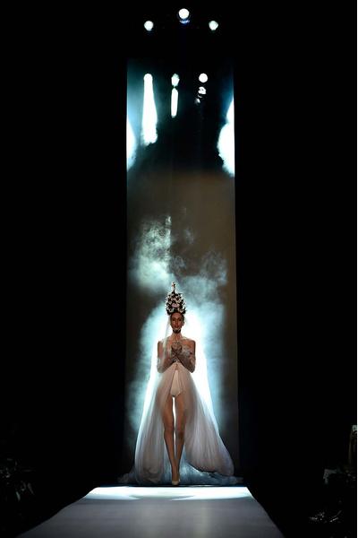 Показ Jean Paul Gaultier Couture | галерея [1] фото [55]