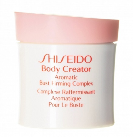 Ароматический крем для улучшения упругости кожи бюста Body Creator Aromatic Bust Firming Complex от Shiseido