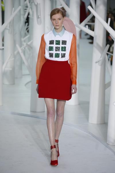 Неделя моды в Нью-Йорке: 18 февраля | галерея [2] фото [5]