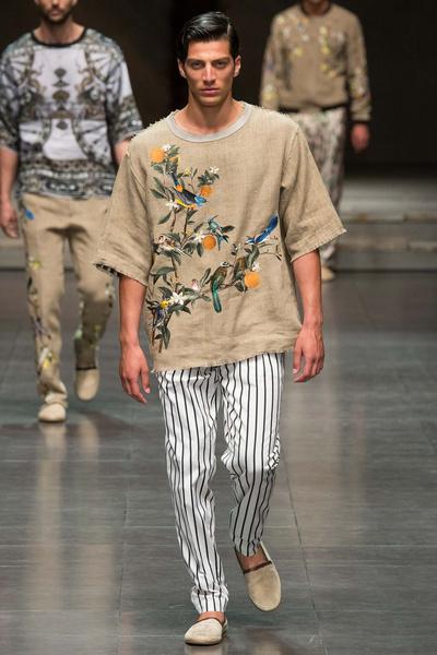 Неделя мужской моды в Милане: лучшие показы | галерея [4] фото [13]