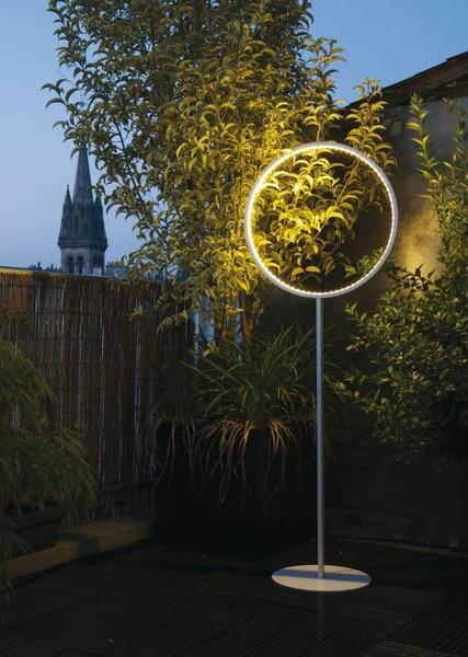 Освещение сада: советы и новинки | галерея [1] фото [4]