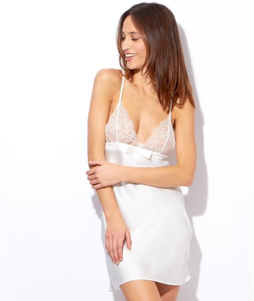 Не платьем единым: 8 лучших коллекций свадебного белья | галерея [3] фото [7]