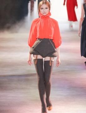 Неделя Высокой моды в Париже: самых яркие образы показов