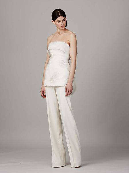 Лучшие коллекции Недели свадебной моды | галерея [2] фото [2]