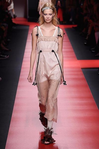 Неделя моды в Милане: день первый | галерея [2] фото [15]