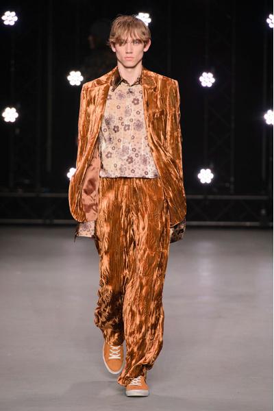 Неделя мужской моды в Лондоне: главные показы | галерея [1] фото [11]