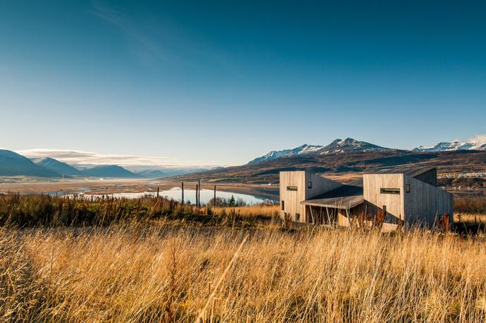 Вилла в стиле «модерн», Исландия