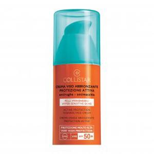 Солнцезащитный крем для лица Collistar, Active Protection Sun Face Cream SPF 50+