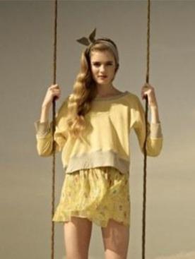 Рекламная кампания Pull&Bear весна-лето 2012