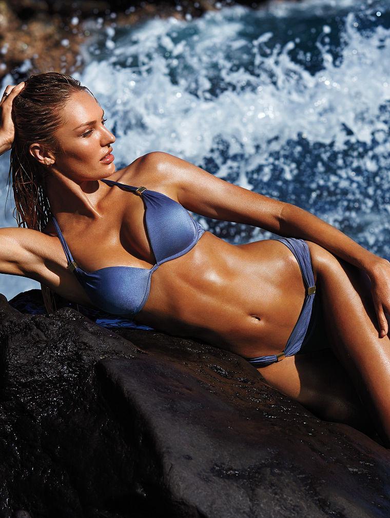«Ангел» Victoria's Secret Кэндис Свейнпол