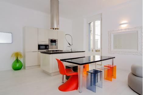 Топ-10: дизайнерские квартиры в Милане | галерея [5] фото [2]