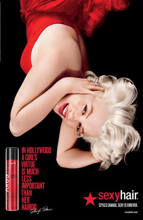 """""""В Голливуде добродетель девушки гораздо менее важна, чем ее прическа"""""""