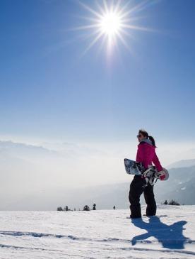 Кран-Монтана, Швейцария