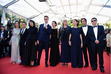 Жюри 67-го Международного каннского кинофестиваля