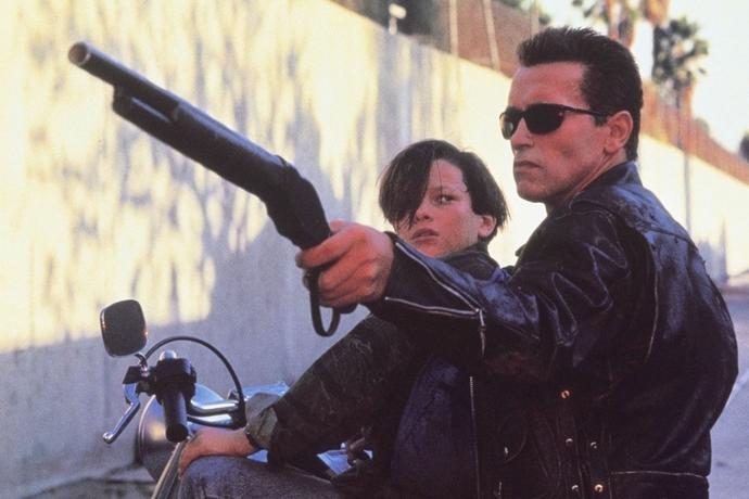 «Терминатор 2: Судный день» (Terminator 2: Judgement Day)