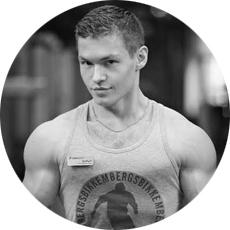 Батыр Минханов, персональный тренер фитнес-центра «Terrasport Коперник»