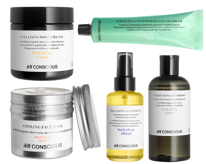 Conscious Beauty Collection от H&M
