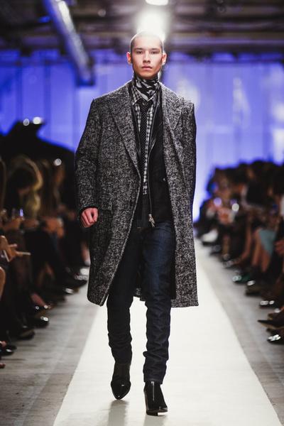К зиме готовы: модный показ в ЦУМе | галерея [1] фото [15]