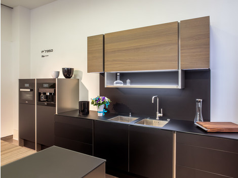 Poggenpohl совместно с Porsche Design Studio выпустили новую кухню | галерея [1] фото [9]