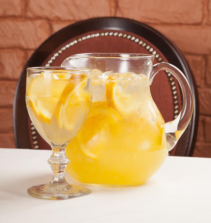 Цитрусовый лимонад от ресторана «Сахли»