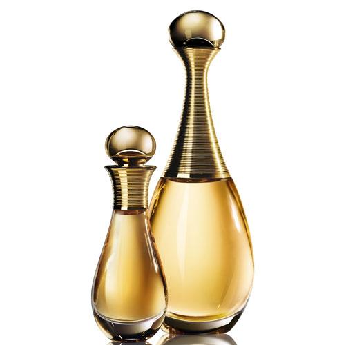 J'adore Touche de Parfum и классический аромат J'adore