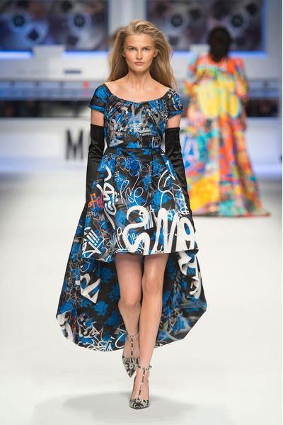 Показ Moschino на Неделе моды в Милане | галерея [5] фото [5]