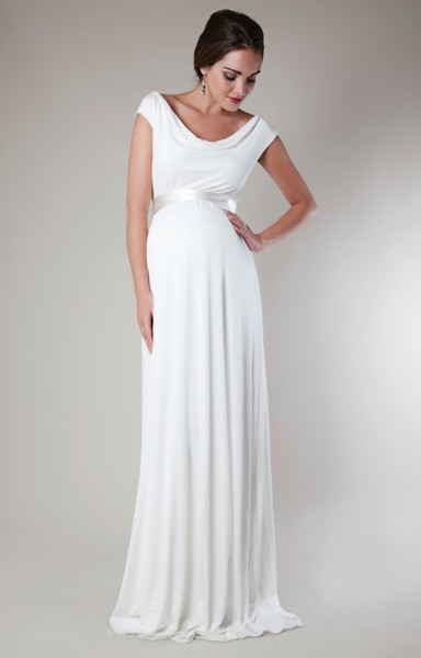 Свадебные платья для беременных невест | галерея [1] фото [3]