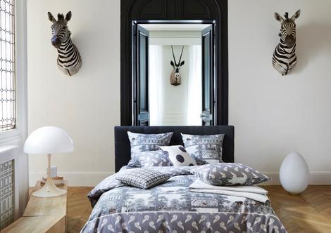 Бренд Paul&Joe представил коллекцию домашнего текстиля для Madura