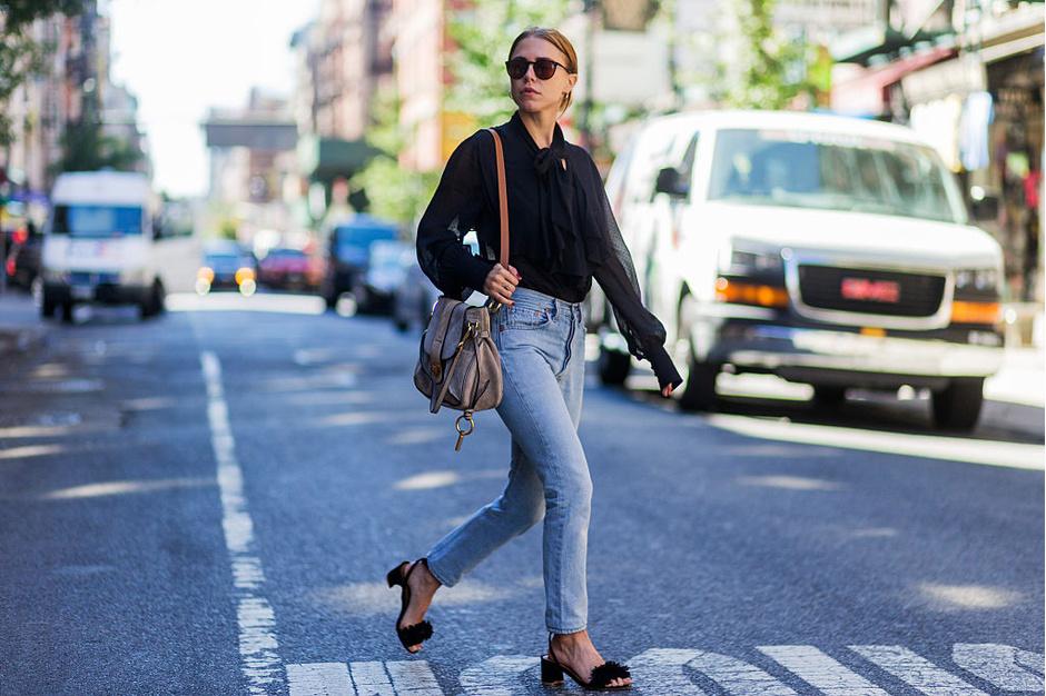 Лучшие стритстайл-образы гостей Недель моды