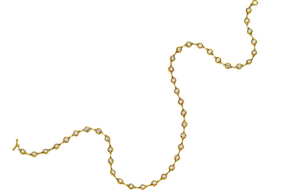 Ожерелье, Tiffany