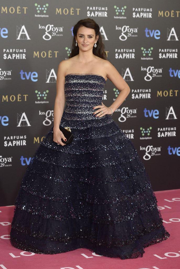 Пенелона Крус на церемонии Goya Film Awards
