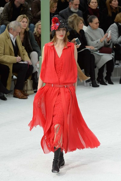 Показ Chanel Haute Couture | галерея [1] фото [16]
