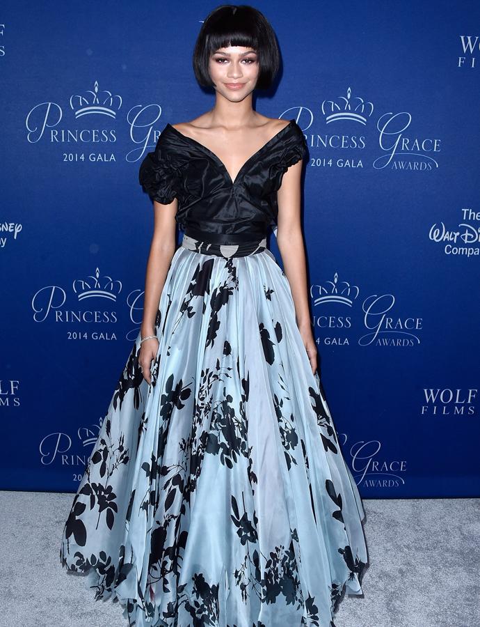 Princess Grace Gala-2014 в Vivienne Westwood