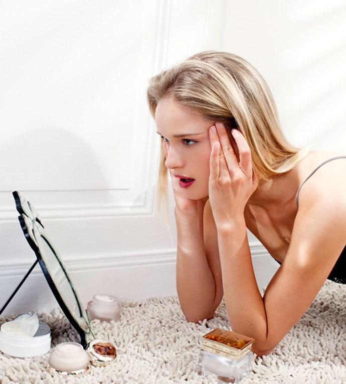 Как уменьшить темные круги под глазами