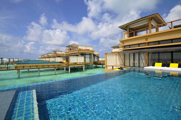 Мальдивы: Angsana Velavaru фото 2
