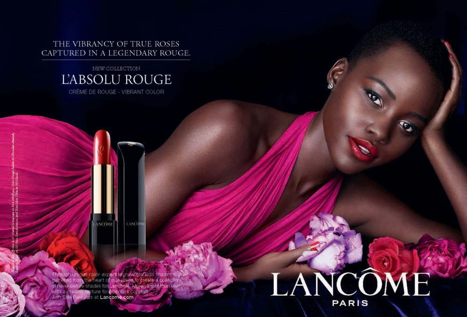 Новая линия помад L'Absolu Rouge от Lancôme