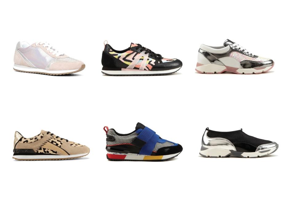 Марка ALDO представила коллекцию кроссовок в стиле спорт-шик